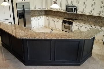 Granite Counter tops and Quartz